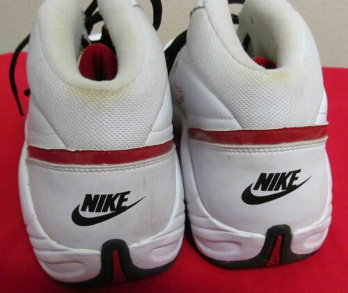 Iv Nike De Rouge 102 Noir Chaussures Hommes Blanc Basketball Us Overplay 318853 5pnqpOw1