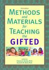 Methods and Materials for Teaching the Gifted by Frances A. Karnes and Suzanne M. Bean (2008, Hardcover, Revised)