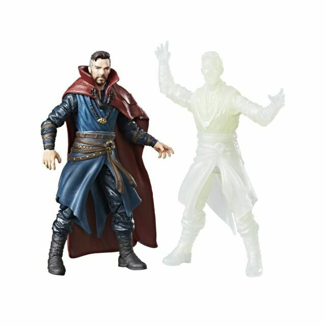"DOCTOR STRANGE /& ASTRAL DOCTOR STRANGE 3.75/"" FIGURES MIB MARVEL LEGENDS SERIES"