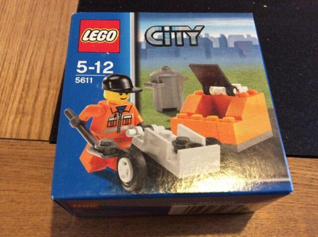 LEGO City Public Works (5611) Brand New In Box