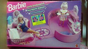Barbie Théâtre Pop Voyage Maison Arredasorprese New 13198 De Casetta Coffret XqXYTr