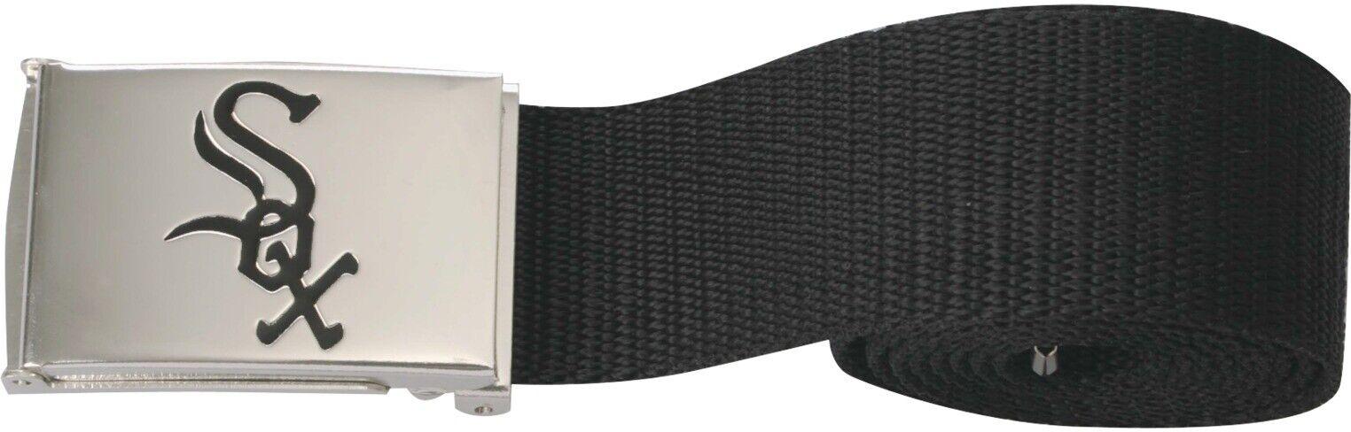 MSTRDS Gürtel Belt MLB Woven Single Cw Black