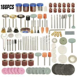 166Pcs-Rotary-Tool-1-8-034-Polishing-Wheel-Drill-Accessory-Set-For-Grinding-Sanding