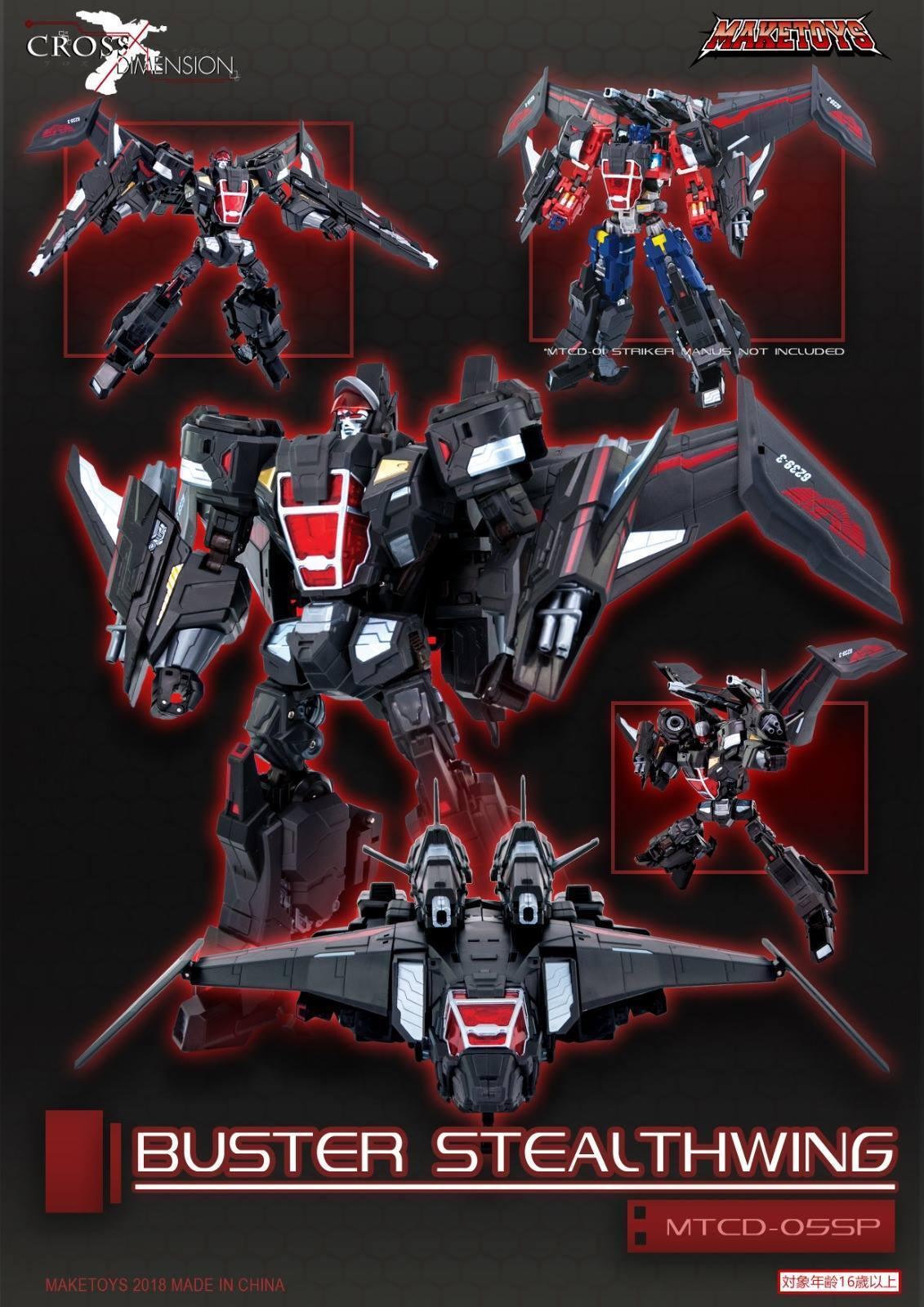 [giocattoli Hero] In he Transformers renderegiocattoli MTCD-05SP autoautobuster cielowing  THe tfire  la migliore offerta del negozio online