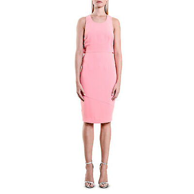 NEW Seduce North Dress Coral