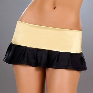 New 3007 Metallic Gold Mini Booty Boy shorts Bikini Yoga Gogo Dancer Rave S M L