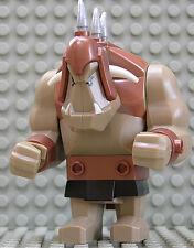 TOP !! LEGO - Riesen Troll in dunkelsandfarben Fantasy Era / cas358 NEUWARE