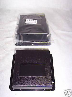 Progetto Elettronico Box ABS FLANGIATA 100 mm x 95 mm x 42 mm PBL7 2 PEZZI OL0659