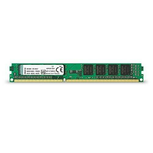 Kingston Memory KVR16N11S8//4 4GB DDR3 1600 SRx8 Retail