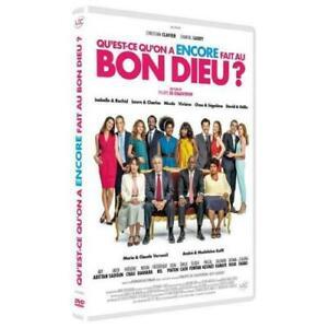 DVD-034-Qu-039-est-ce-qu-039-on-a-encore-fait-au-bon-dieu-034-NEUF-SOUS-BLISTER