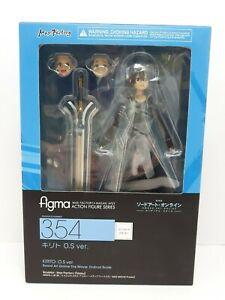 FIGMA-354-Kirito-O-S-ver-Sword-Art-Online-Max-Factory-New-Authentic
