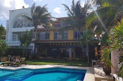 Casa en Renta, Albatros, Cancún.