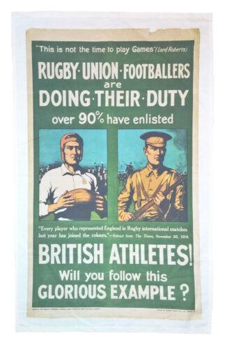 Officiel England RFU Rugby Rétro recrutement Torchon Union Dishcloth Cadeau
