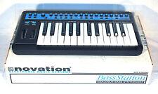 Novation Bass Station Legendary Analog Subtractive Synthesizer Synth + Gewähr