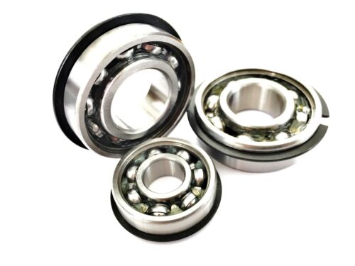 6300 6304 NR OPEN SERIES SNAP RING CIRCLIP HIGH PERFORMANCE BEARINGS