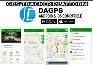 Details about GPS TRACKER PLATFORM APPS RENEWAL ORANGE TRACE DAGPS SECUMORE
