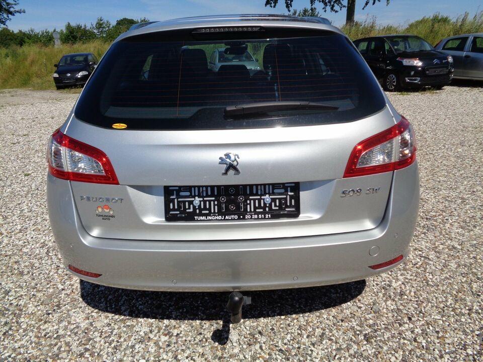Peugeot 508 1,6 HDi 114 Active SW Diesel modelår 2013 km