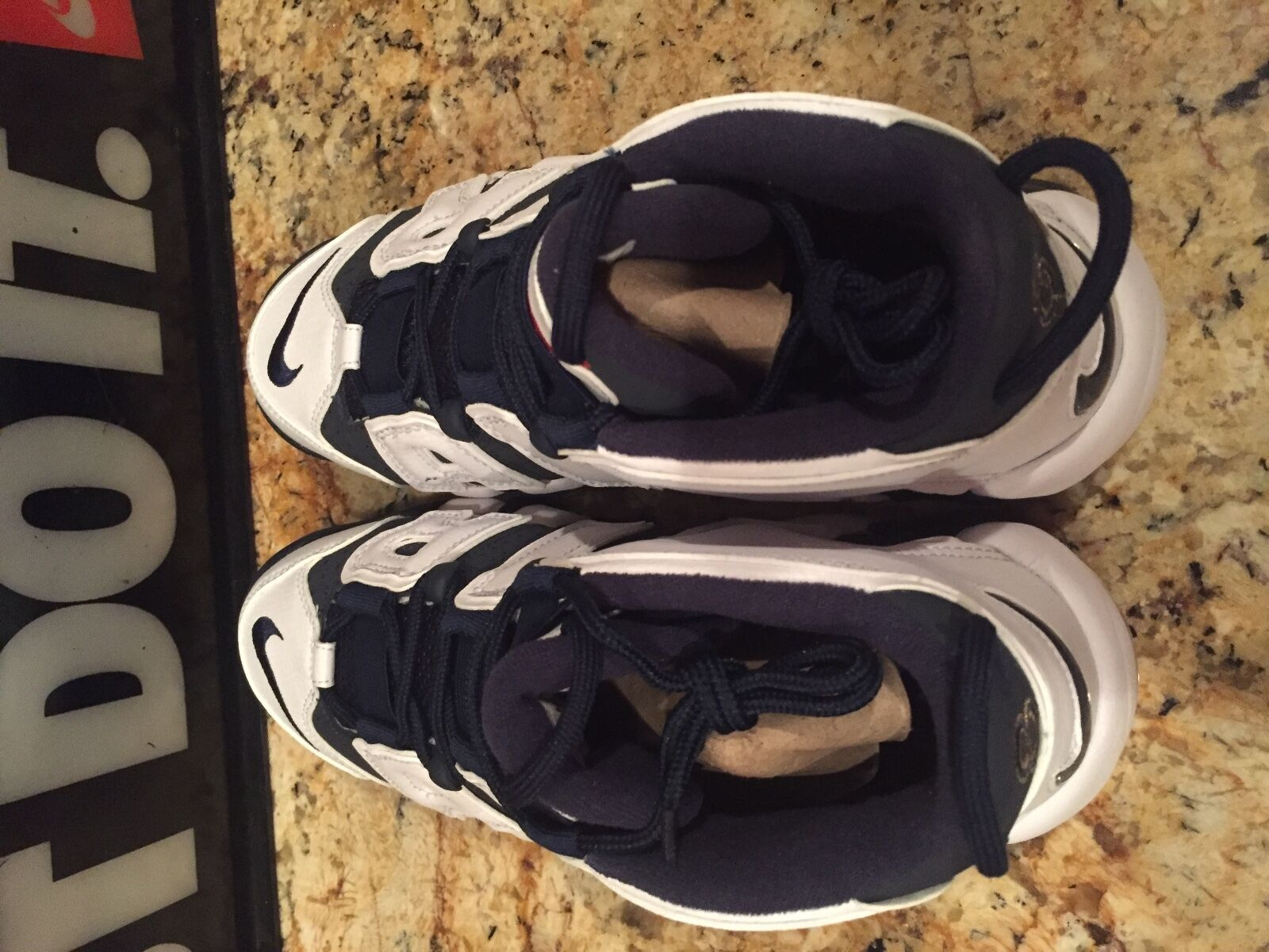 NIKE AIR MORE UPTEMPO Dimensione 13 OLYMPIC PIPPEN DS DS DS 2012 HOH 1779e8