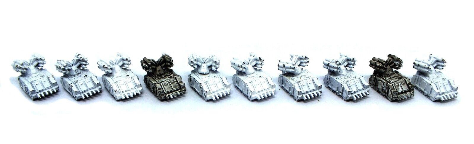 EPOS - Imperial Guard Whirlwind Multi Launcher - (Type 2) - 6mm