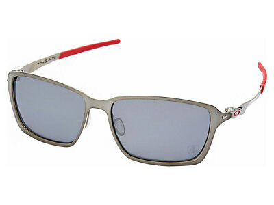 09c980665f Oakley Scuderia Ferrari Tincan Sunglasses Black Chrome Iridium ...
