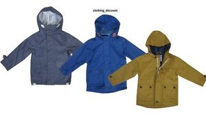 Kids-Boys-NEXT-Hooded-Jackets-Coat-Anorak-1-2-3-4-5-6-8-years-3-9-12-18-months