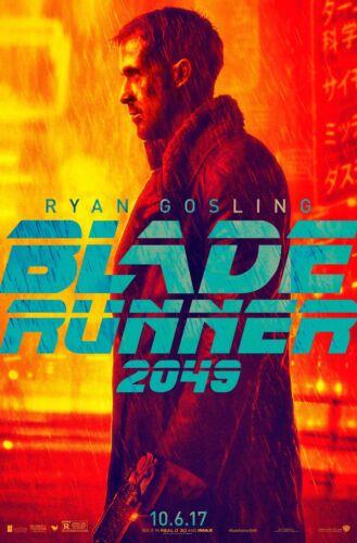 24x36 - Harrison Ford Leto v4 Blade Runner 2049 Movie Poster Ryan Gosling