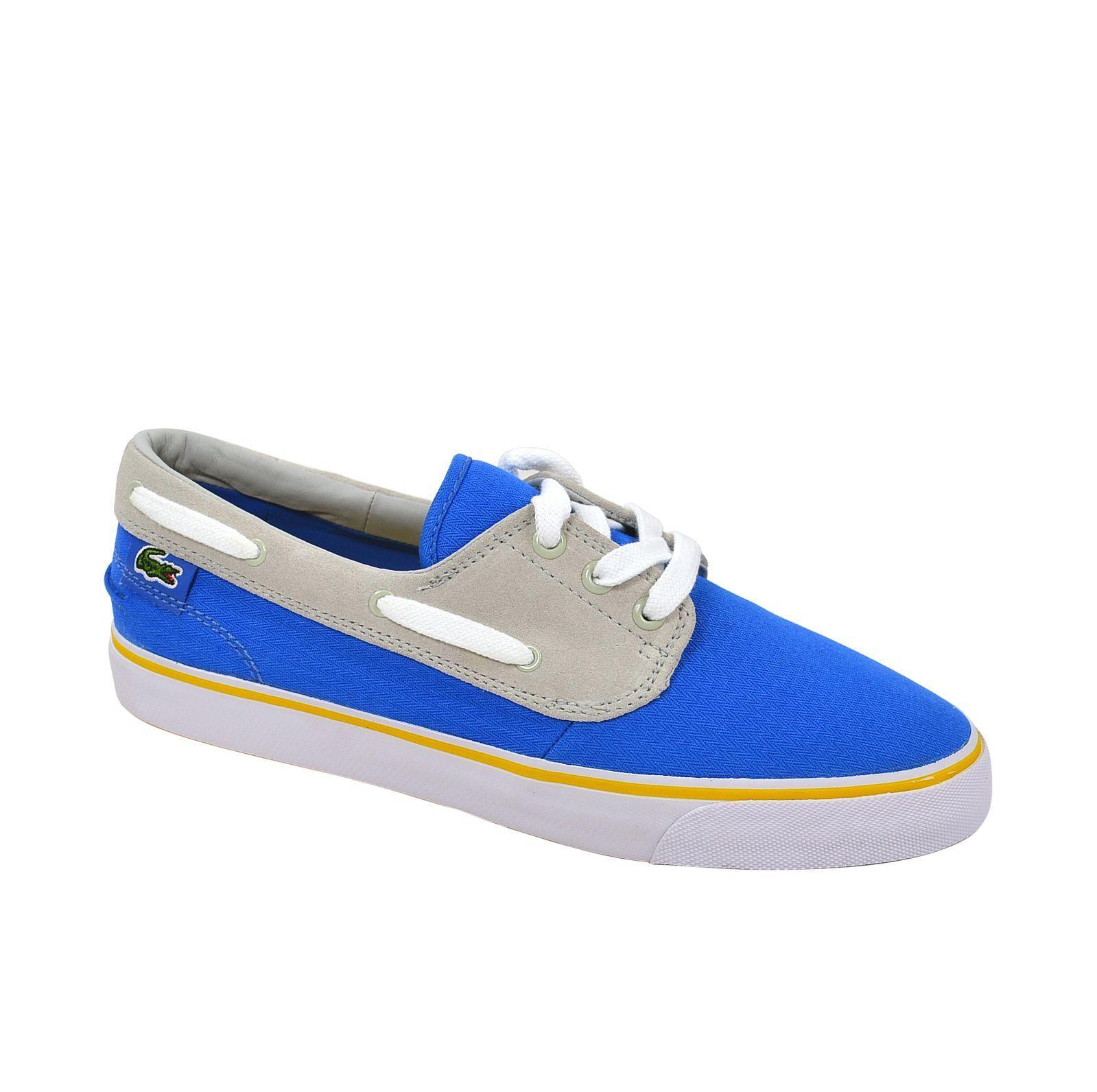 LACOSTE Barbuda nero blu Scarpe scarpe da ginnastica Nero Blu selezione dimensione  | Ufficiale  | Maschio/Ragazze Scarpa