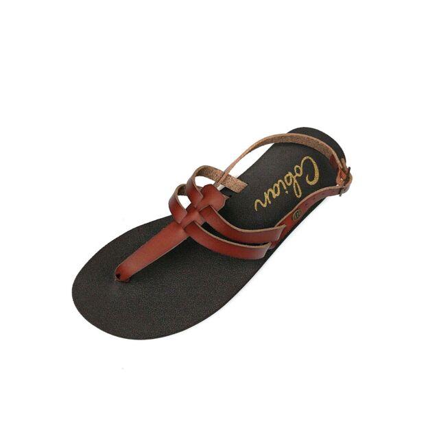 87c33934e4 Cobian Womens Sandals Tica Tan Size 10