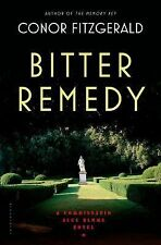 Bitter Remedy by Conor Fitzgerald (2014, Hardcover)