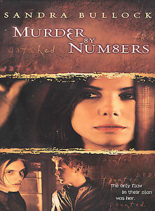 Murder-by-Numbers-DVD-2002-Snapcase-Bilingual-Free-Shipping-In-Canada