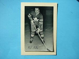 1944-64-BEEHIVE-CORN-SYRUP-GROUP-2-NHL-HOCKEY-PHOTO-RED-KELLY-SHARP-BEE-HIVE
