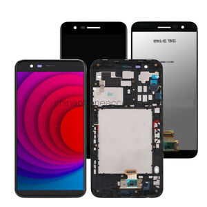 Details about FIT For LG K30 LMX410 / K10 Alpha 2018 LCD Screen Touch  Digitzer + Front Frame