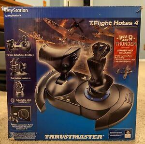 THRUSTMASTER T.HOTAS 4 FLIGHT STICK PLAYSTATION 4 - PS5 - PC Windows