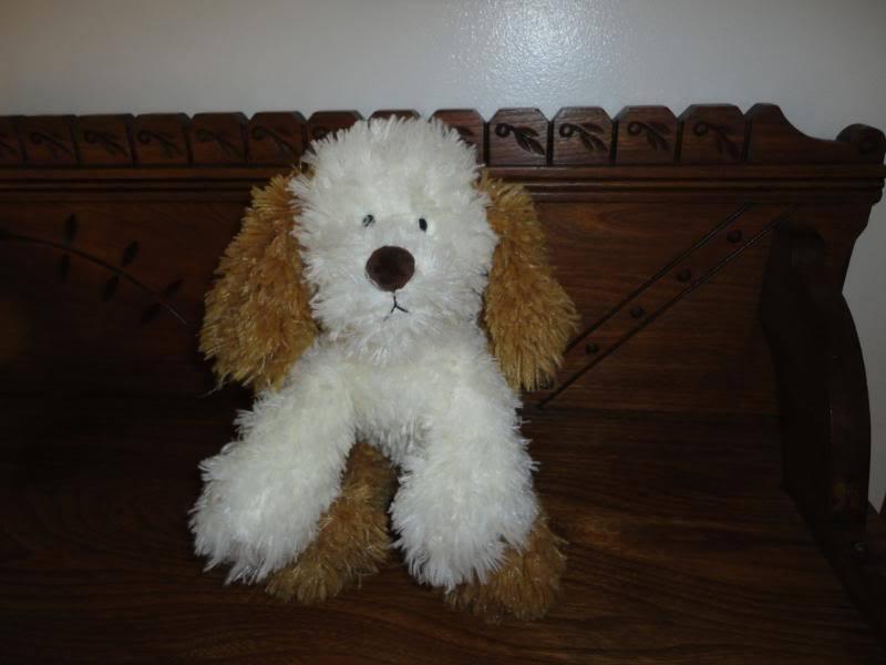 Gund 2001 YARDLEY Small Puppy Dog with All Tags 13138