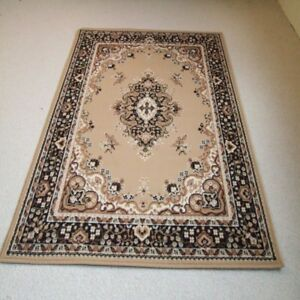 Image Is Loading Shiraz Extra Large Beige Traditional Rugs 180x250cm