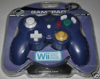 Purple- Madcatz Controller For Gamecube Or Wii Brand Mad Catz