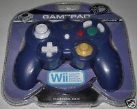 Purple- Madcatz Controller For Gamecube Or Wii Brand Mad Catz