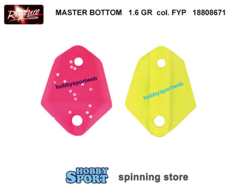 MASTER BOTTOM  1,6 gr COLORE FYP PINK YELLOW RAPTURE SPOON TROUT AREA 18808671