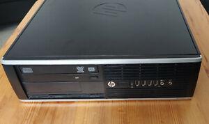 PC Ordinateur HP 8300 Intel i5 vPro 3.2Ghz 16Go RAM W10 Pro SSD unité centrale
