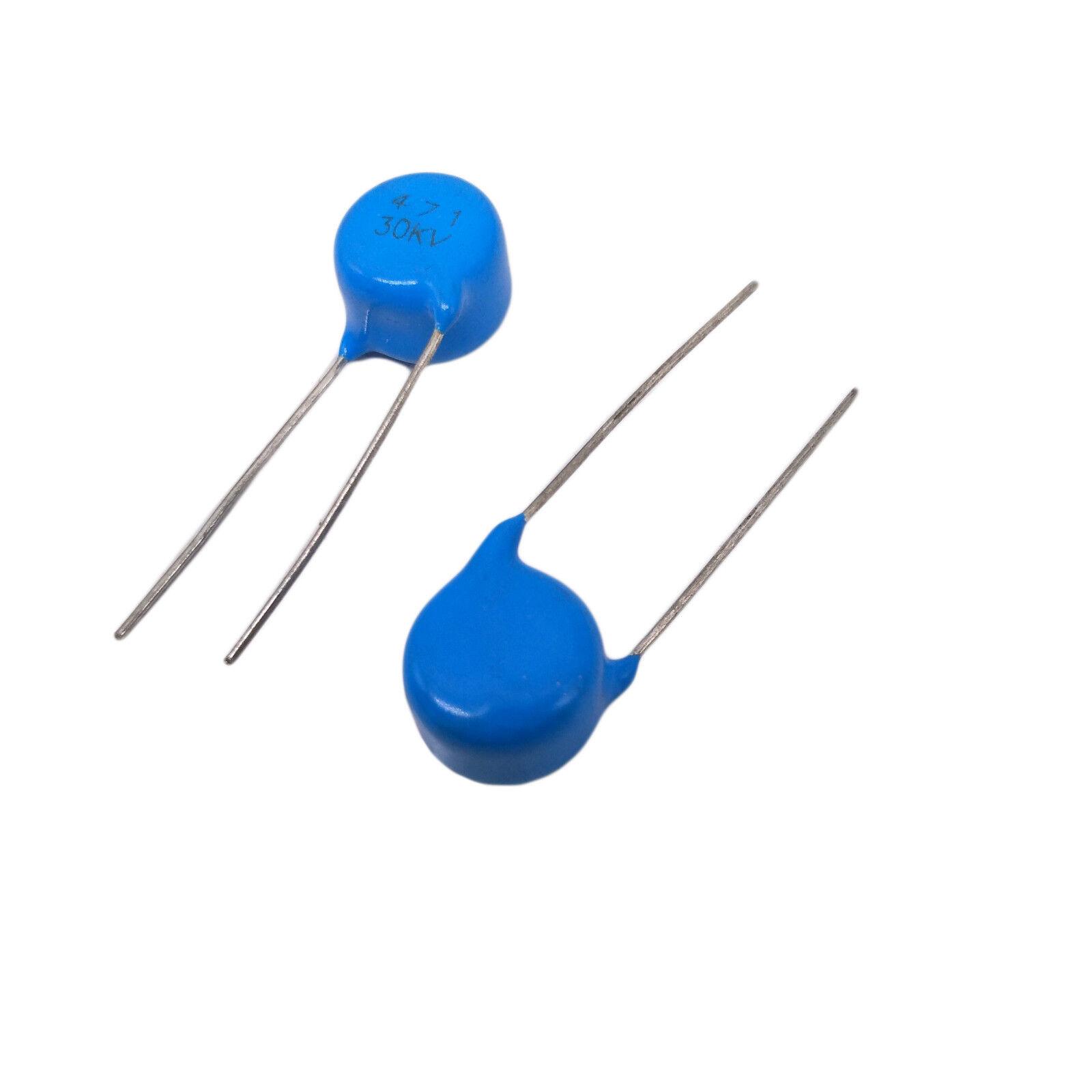 5pcs 20KV 100PF 101 High Voltage Ceramic Capacitor