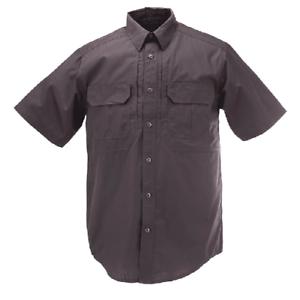 5.11 Tactical Taclite Pro Camisa manga corta para hombre 3XL carbón 71175 018