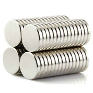 Super-Strong-Round-Disc-Magnets-100pcs-Rare-Earth-Neodymium-Cylinder-Magnet-Set