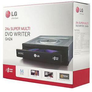 Details about Internal Fast DVD CD RW DL Burner Optical Multi Drive for  Windows 10/8/7/Vista