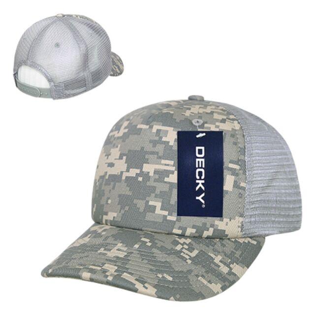 dc6dc42b6c6ff ACU Camo US Army Camouflage Foam Mesh 5 Panel Military Trucker Baseball Cap  Hat