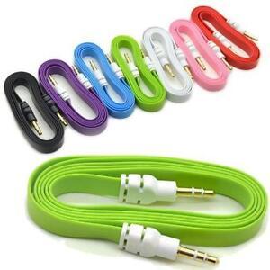 3-5-mm-Jack-AUX-Cavo-Piombo-Audio-Per-Cuffie-AUX-MP3-iPod-Auto-iPhone-Samsung