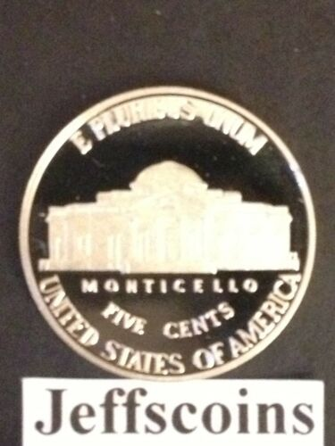 2016 S Jefferson Nickel US Mint Proof Set Early Strike Nickle 5¢ New Lowest Cost