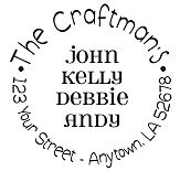 Pre-Inked-Custom-made-Personalized-Address-Rubber-Stamp