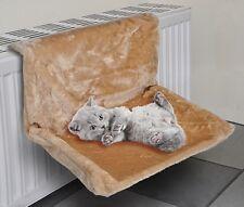 Hängematte Hänge-Matte für Katzen Heizungs-Liege Heizkörperliege ca. 30,5 x 45cm