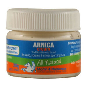 Martin-amp-Pleasance-All-Natural-Cream-Arnica-20g-Topical-Applications
