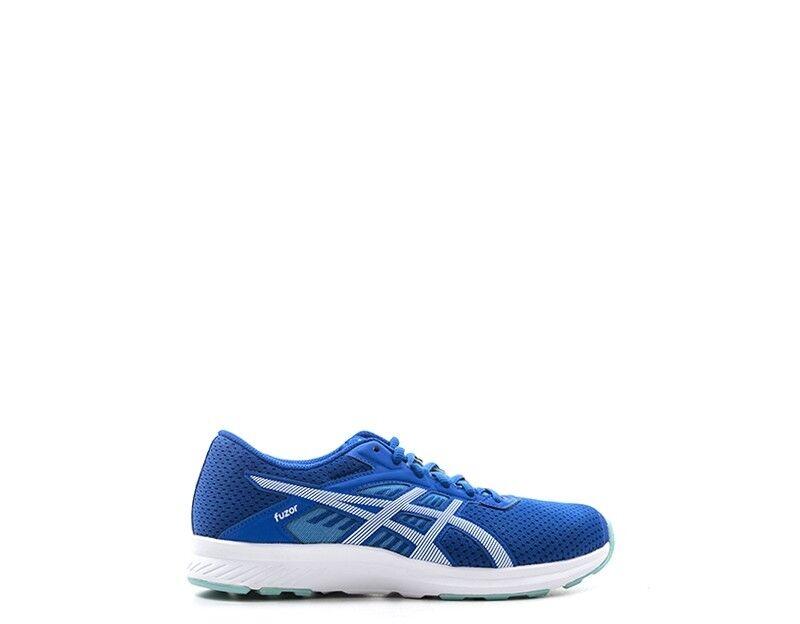 Schuhe ASICS Frau BLU/BIANCO  T6H9N-4501S